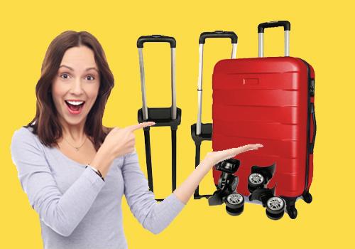Koper Fiber untuk Kebutuhan Travel Umroh
